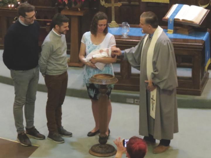 beautiful baptism