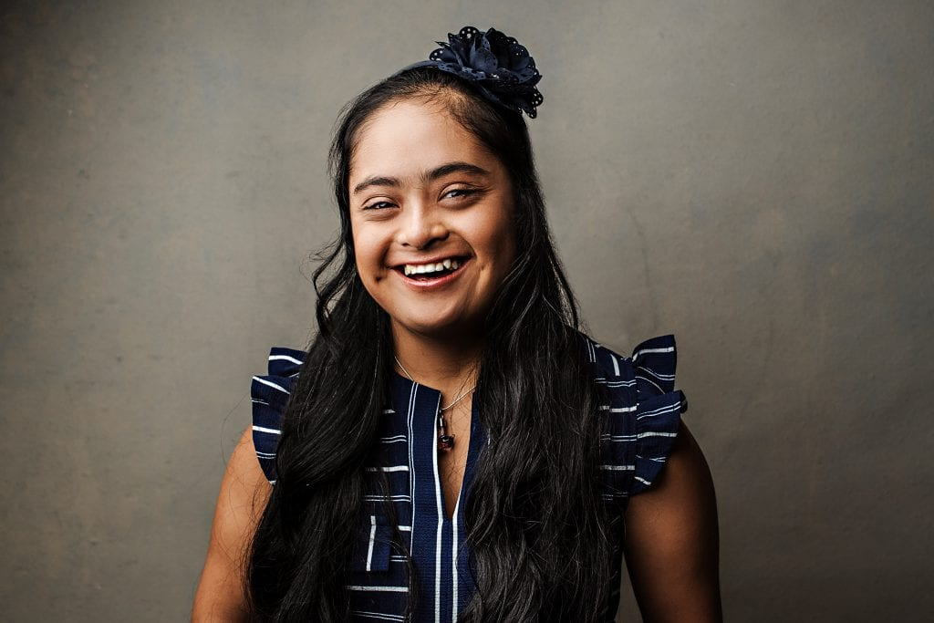 "Bandagi. Bandagi's family: ""People with Down syndrome are very capable and should be provided with opportunities to prove their abilities."" (Photo: Hilary Gauld Camilleri)"